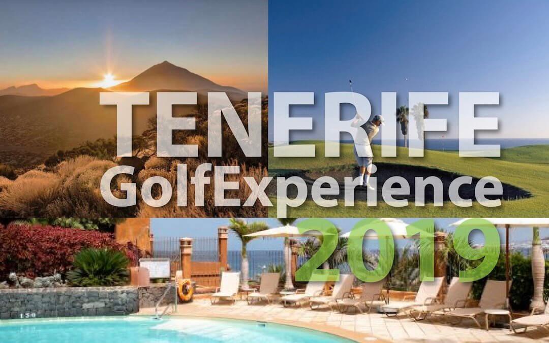 TENERIFE Golf Experience 2019